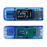 PEACE BIRD USB3.0 Color LCD Display Voltage Current Meter Multifunctional USB Tester