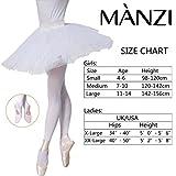 MANZI 3 Pairs Tights Convertible Transition