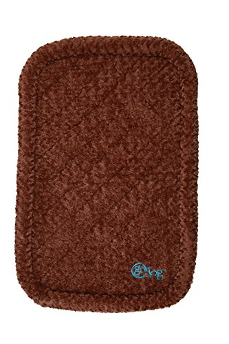 goDog BedZzz with Chew Guard Technology - Large - Cocoa Shag