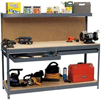 Hopkins 90164 2x4basics Workbench And Shelving