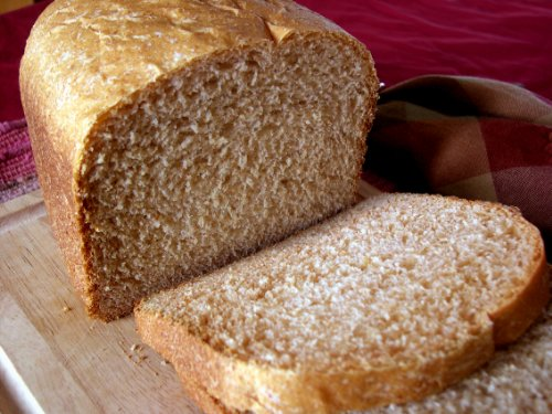 - The Prepared Pantry Honey Whole Wheat Bread Machine Mix (for oven also)