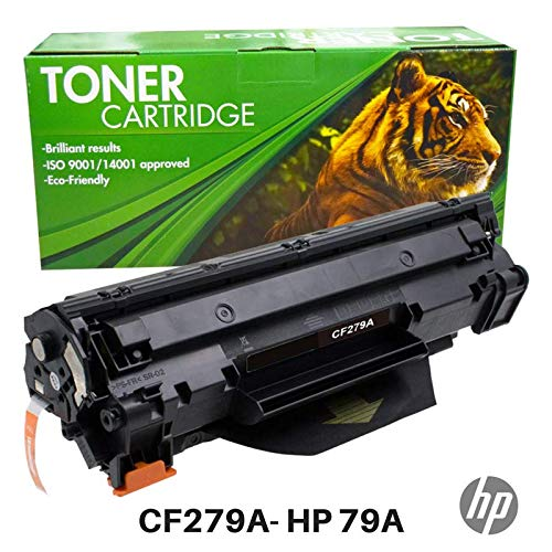 El Tigre Toner Compatible HP 79A CF279A para HP Laserjet Pro M12W Wireles/HP Laserjet Pro MFP M26nw