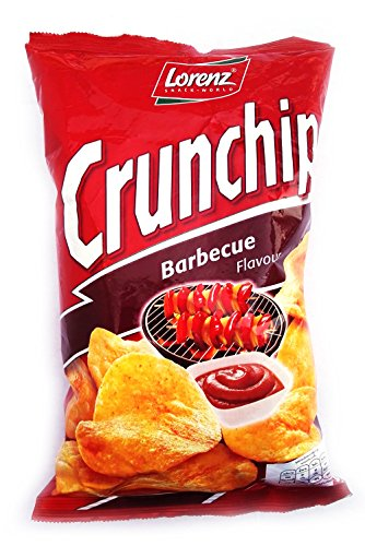 Lorenz Crunships Paprika 100g (Barbecue) (Giants Dill Pickle compare prices)
