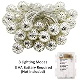 Twinkle Star 13.5 ft 40 LED Globe String