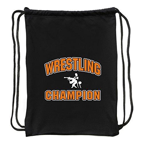 Eddany Wrestling champion Sport Bag by Eddany