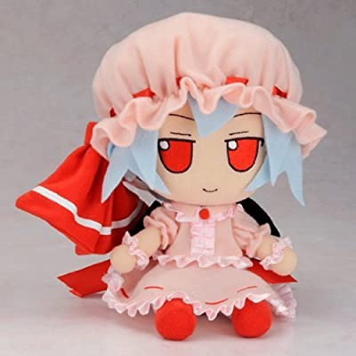 Touhou Project Fumo Fumo Plush Series 04: Remilia Scarlet Plush [Import] by gift: Toys & Games
