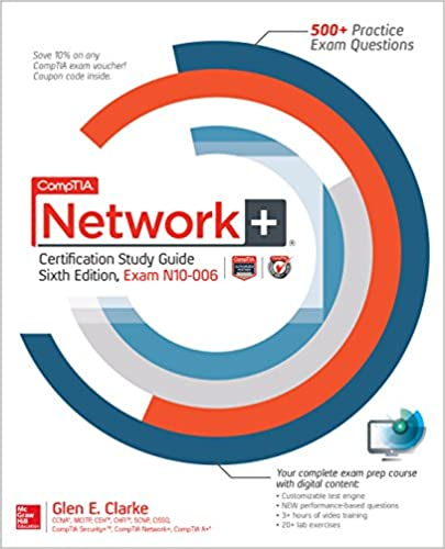 Comptia network certification study guide sixth edition exam n10 comptia network certification study guide sixth edition exam n10 006 certification press 6 glen e clarke ebook amazon fandeluxe Images
