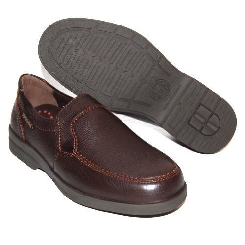 Mephisto Men's Jakin Slip-On Loafer Dark Brown Natural discount best wholesale cheap tumblr prices cheap online explore for sale YNUzc4