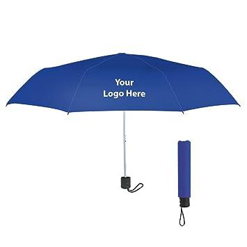 """42 """"Arc presupuesto telescópico paraguas – cantidad de 50 – Dólares 6,25"""