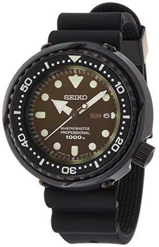 Seiko Prospex Marine Master Diver Quartz Sapphire Glass 1000m Diver SBBN025 Men's Watch (Japan Domestic Genuine Products…