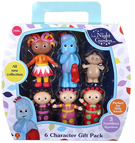 Bedtime Little Library in The Night Garden Action Figure Set Ages 18 Months and Up