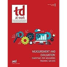 Train the Trainer: Measurement and Evaluation: Essentials for Measuring Training Success