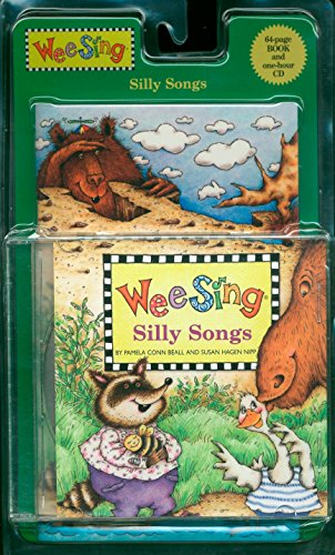 Price comparison product image Wee Sing Silly Songs (Book & CD)