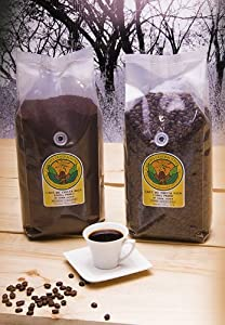 House Blend Doka Coffee / Whole Bean 2.2lb - 1kg