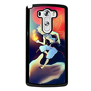 LG G3 Case,Fairy Tail Phone Case Cover Unique Custom Japanese Manga Series Protect Case Cover Anime Fairy Tail Happy