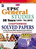 Upsc General Studies 38 Years (1979-Till Date) Chapterwise Solved Papers - 1888