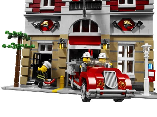Lego Creator Fire Brigade 10197 Discontinued By