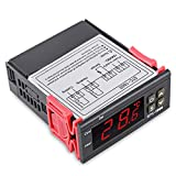 12V 24V 220V for Choose LED Digital Temperature Controller STC-1000 Thermoregulator Thermostat with Heater and Cooler (24)