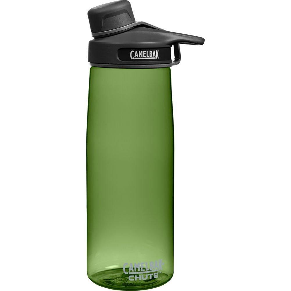 600 ML Blue CamelBak Chute Botella de Agua