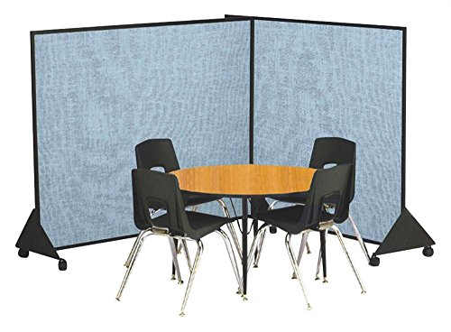 Pre-School Dividers (Markerboard/Flannel/48 in. x 60 in.) by Best-Rite
