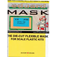 Painting Mask For Eduard Masks 1:32 - B-17g Flying Fortress
