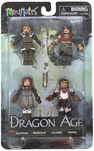 Dragon Age Minimates Box Set
