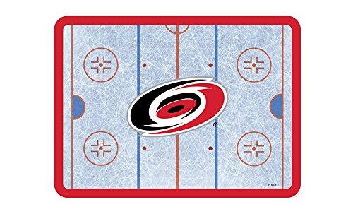 NHL Carolina Hurricanes NHL Placemat - 4-Piece, Light Blue, 11 - Carolina Place