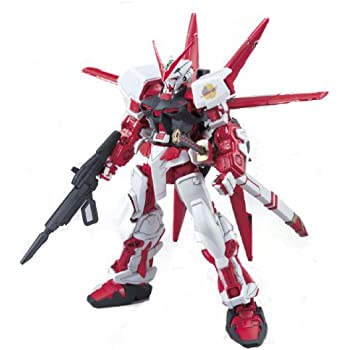 Bandai Hobby 58 HG Gundam Astray Red Frame Model Kit (Flight Unit), 1