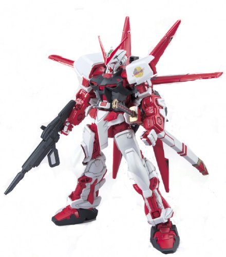 Bandai Hobby #58 HG Gundam Astray Red Frame Model Kit (Flight Unit), 1/144 Scale