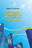 img - for A Field Guide to Commercial Real Estate Investment by Robert A. McComb (2008-05-30) book / textbook / text book