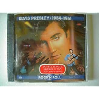 Elvis Presley: 1954-1961