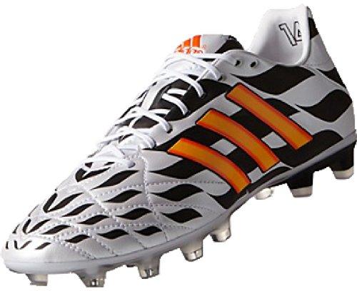 adidas Performance Herren Fußballschuhe weiß / schwarz