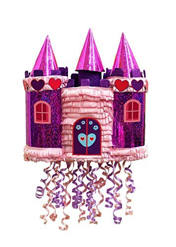 Aztec Imports, Inc. Pull String Princess Castle ()