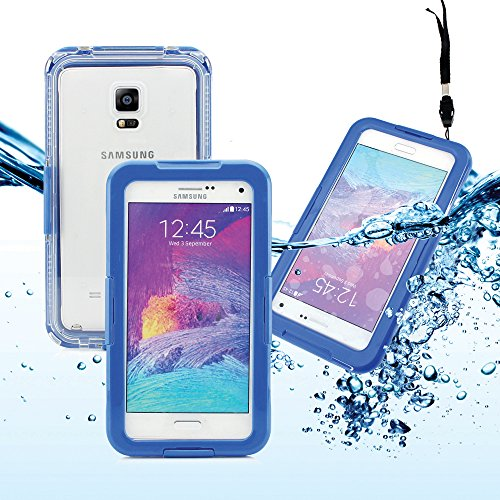 samsung note 3 water proof case - 9