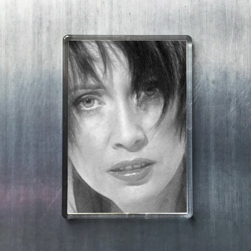 Seasons LYSETTE Anthony - Original Art Fridge Magnet #js001