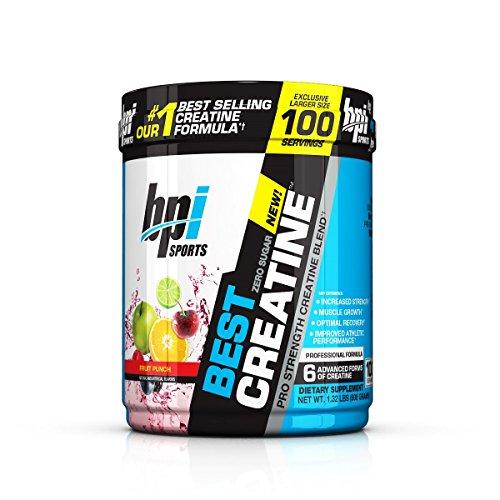 BPI Sports Best Creatine Supplement