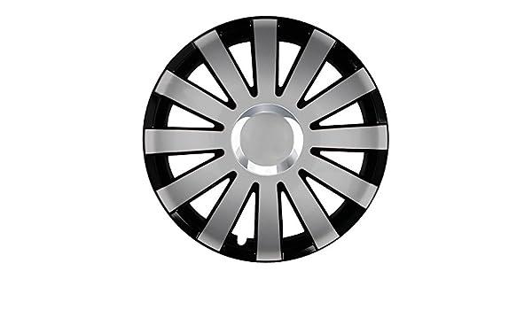 Tapacubos Onyx (color y tamaño a elegir) apto para casi todos los tipos de vehículos (universal): Amazon.es: Coche y moto