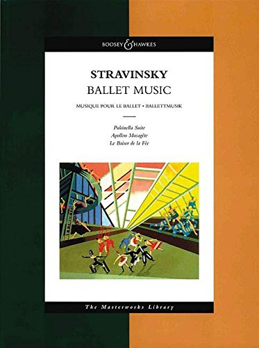 Ballet Music: The Masterworks Library (Boosey & Hawkes Masterworks Library)