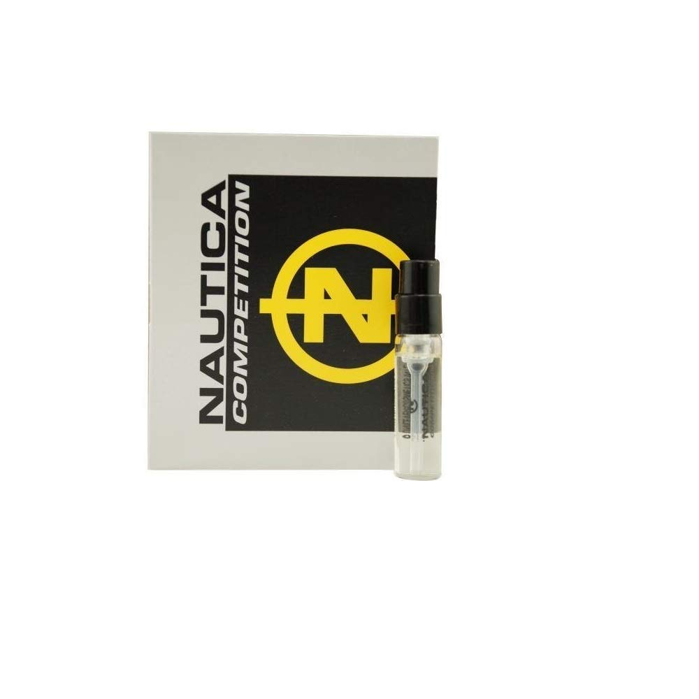 Nautica Competition (Relaunch) by Nautica Fragrances for Men - 1.5 ml EDT Vial (Mini)