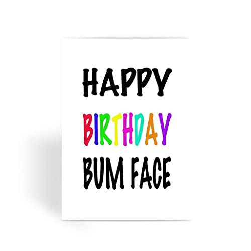 Amazon Funny Birthday Cardrude Birthday Cardboyfriend