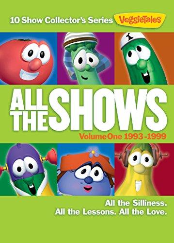 Veggietales: All the Shows Vol 1 (Veggietales Dvd Set Collection)