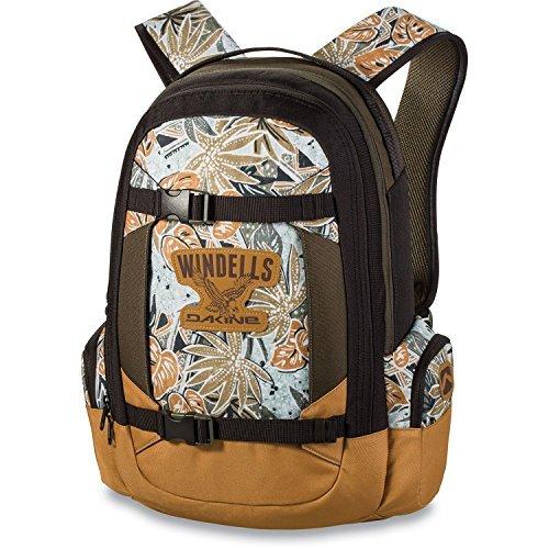 Dakine 8100610 Black Stripes P Mission Backpack