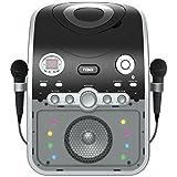 NAXA NKM-100 Bluetooth(R) Karaoke System electronic consumer Electronics
