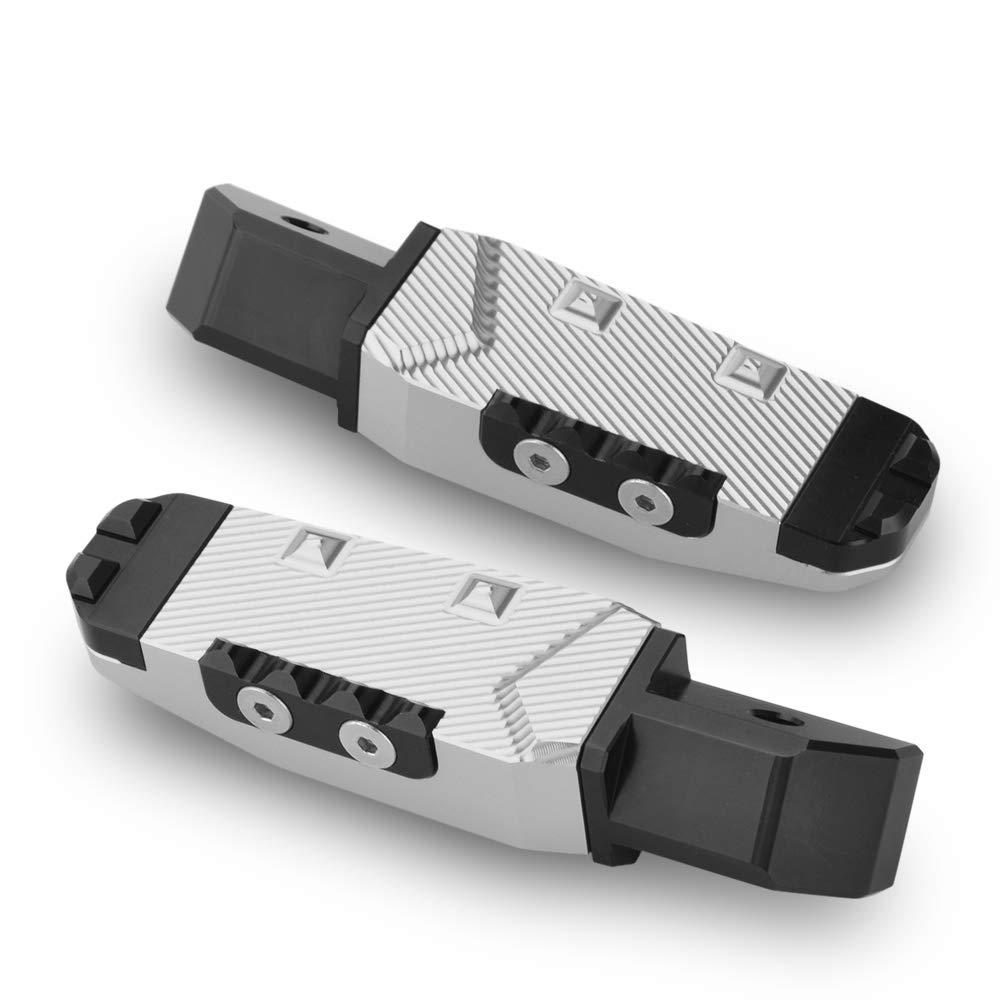 F4I CBR600RR F5 P/édale de passager arri/ère de repose-pieds de moto de haute qualit/é pour HondaCBR10000RR CBR600 F4