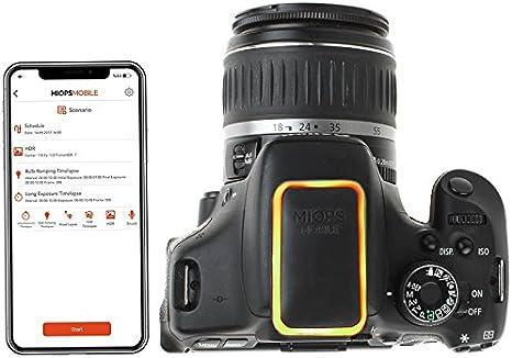 miops mobile remoto con cable para cámaras compatible con Nikon ...