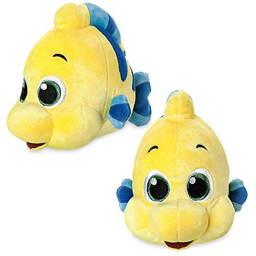 Daisy From Mickey Mouse Halloween Costume (Official Disney The Little Mermaid Animator Collection 17cm Mini Flounder Soft Plush Toy)