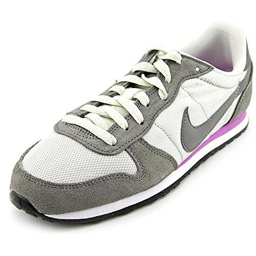 Chaussures De Course Nike Shox Tlx Hommes 488313-401 Longueur Bn / Flt Pwtr-fchs Glw-whit
