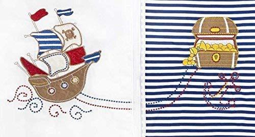 Amazon.com: SlumberSafe Winter Baby Sleeping Bag Long Sleeves 3 point 5 Tog Pirate 12 to 36 months: Baby