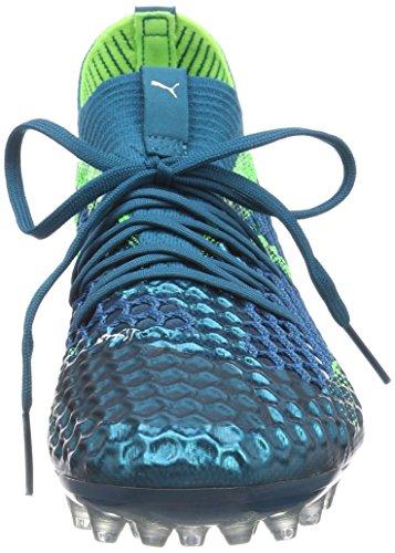 MG White Football 1 Netfit Bleu green Future Homme de Gecko puma Chaussures Puma 18 Deep Lagoon UpOIxq