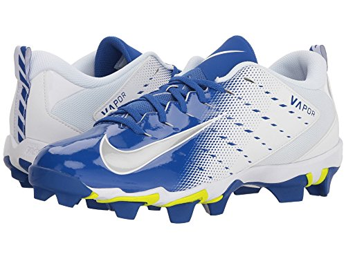 [NIKE(ナイキ)] メンズランニングシューズ?スニーカー?靴 Vapor Shark 3 White/Metallic Silver/Game Royal 10 (28cm) D - Medium